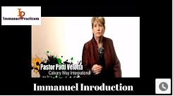 Pastor Patti Velotta Introduces the Immanuel Approach / Immanuel Prayer